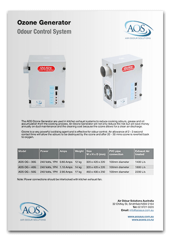 Ozone Generator – Air & Odour Solutions New Zealand